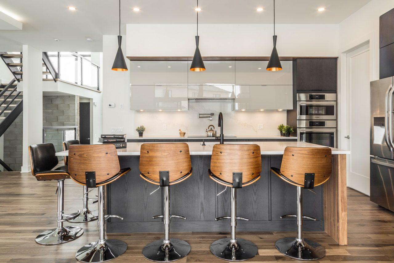 Cuisine Moderne Design cuisine-moderne-a-candiac - broder