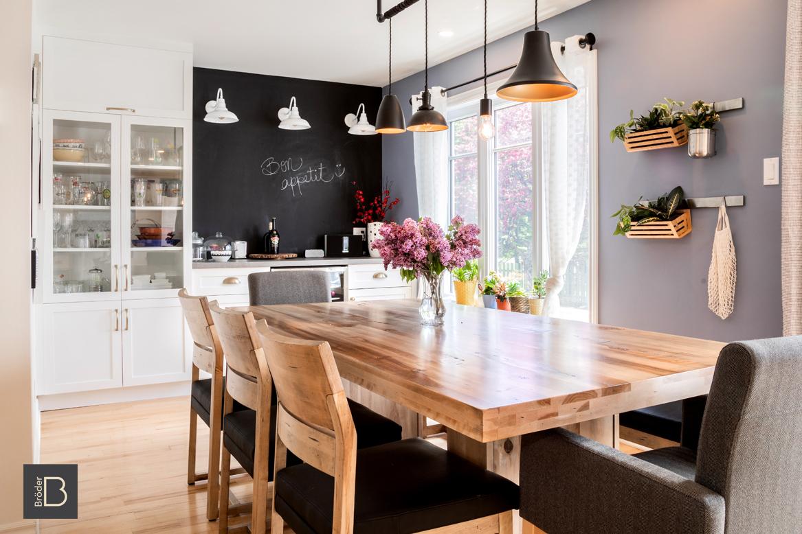 Projet des Fauvettes-5_Cuisine farmhouse moderne_Bröder